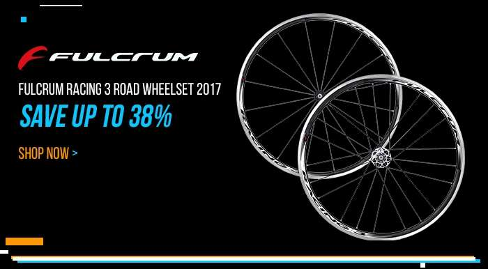 Fulcrum Racing 3 Road Wheelset 2017 - Save up to 38%