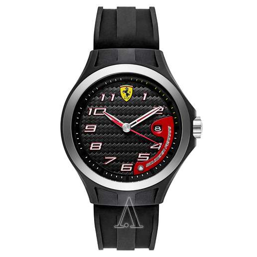 Men's  Ferrari Lap Time Watch