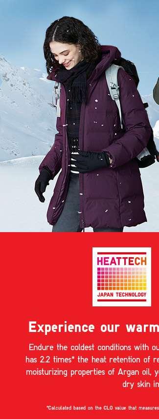 Women's HEATTECH Ultra Warm Collection