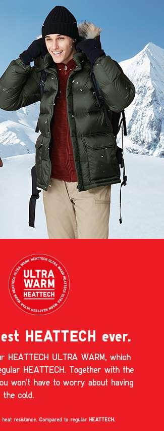Men's HEATTECH Ultra Warm Collection