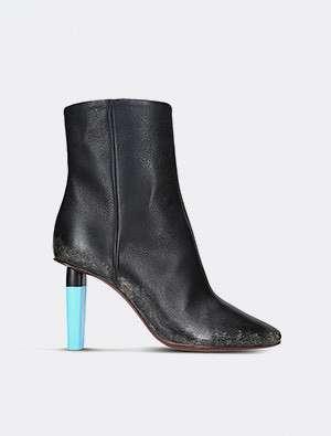 VETEMENTS - Gypsy highlighter-heel boots