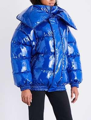 VETEMENTS - Miss Webcam puffer jacket