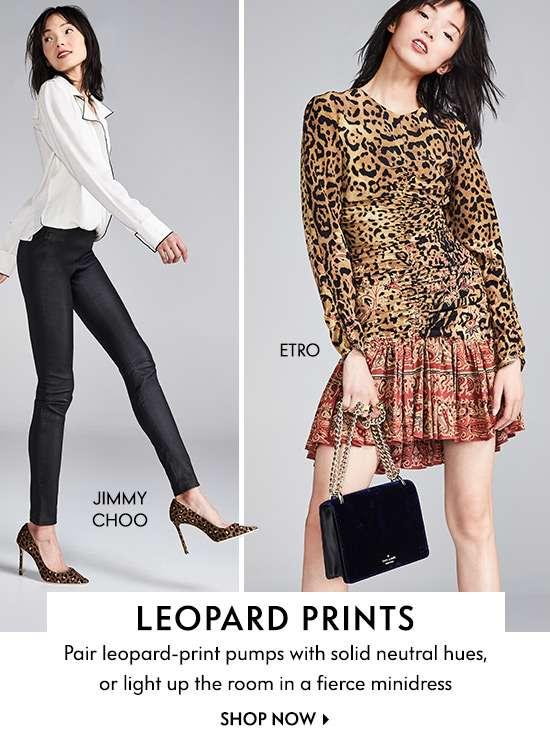 Shop Leopard Prints