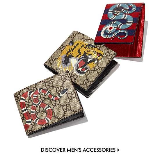 Discover Men's Accessories