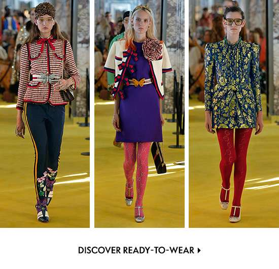 Discover Ready-To-Wear