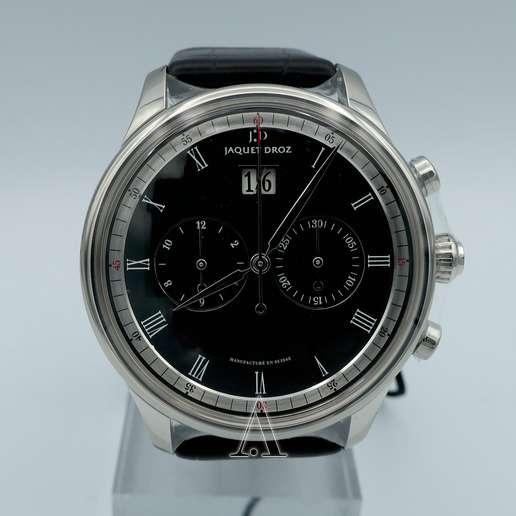 Men's  Jaquet Droz Complication La Chaux-De-Fonds Chrono Grande Watch