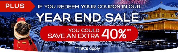 Year End Sale - Save up to 40%**
