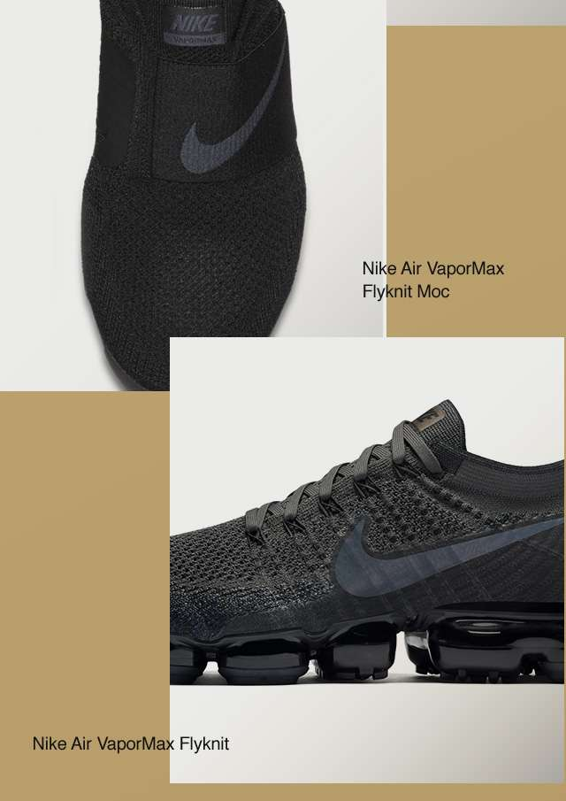 NIKE | Nike Air VaporMax Flyknit Moc | Nike Air VaporMax Flyknit