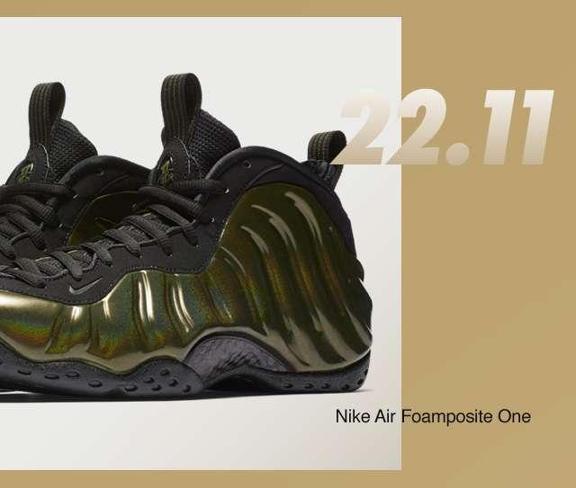 22.11 | Nike Air Foamposite One
