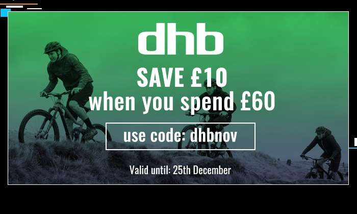 dhb Clothing - DISCOUNT CODE INSIDE
