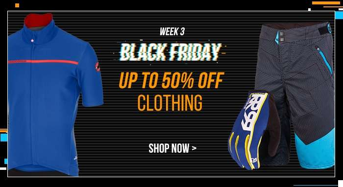 Week 3 BLACK FRIDAY Up to 55% off CLOTHING