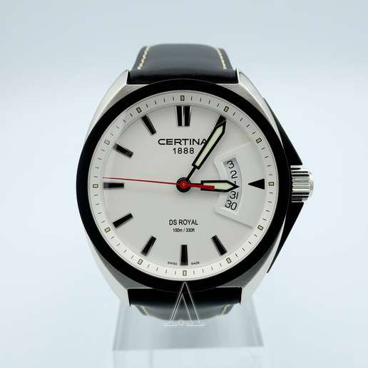 Men's  Certina DS Royal Watch