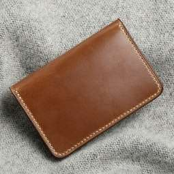Chester Mox #53 Chromexcel Compact Bifold