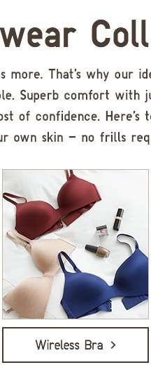 Shop Women's Wireless Bra