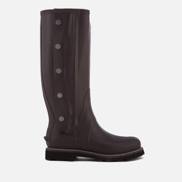 Balmoral Side Zip Wellington Boots