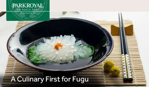 A Culinary First for Fugu