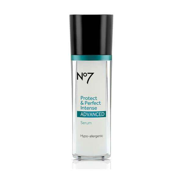 BOOTS NO.7 PROTECT AND PERFECT INTENSE SERUM - 1 FL. OZ