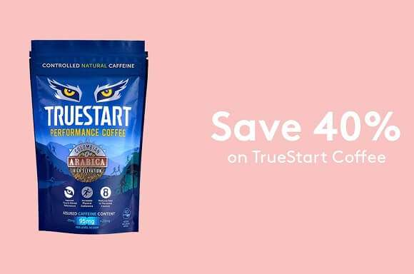 Save 40% On TrueStart