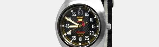 Seiko 5 Retro Automatic Watch