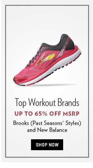 Workout Brands