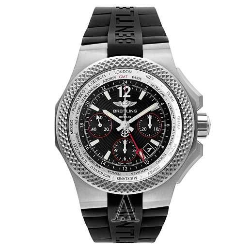 Men's  Breitling Bentley GMT Light Body Watch