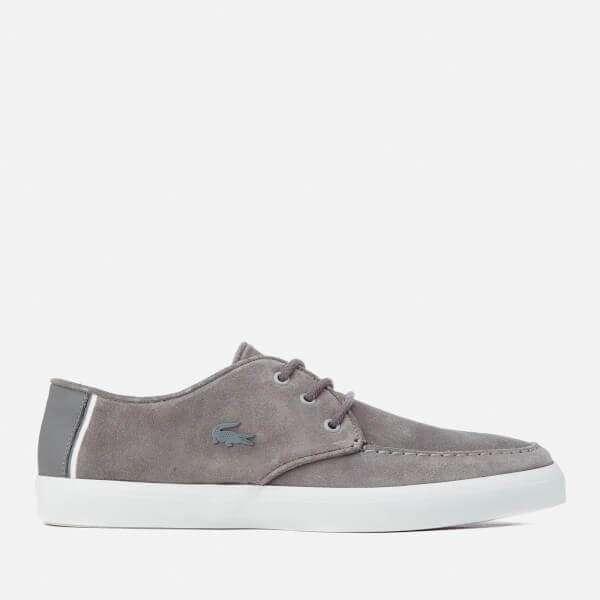 Lacoste Men's Sevrin 316 1 Suede Boat Shoes