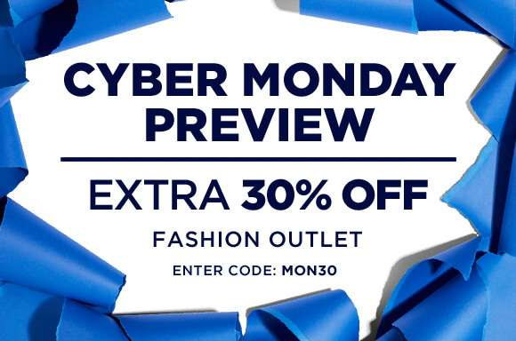 Extra 30% off OUTLET