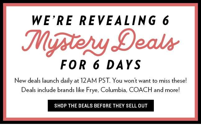 Mystery Deals