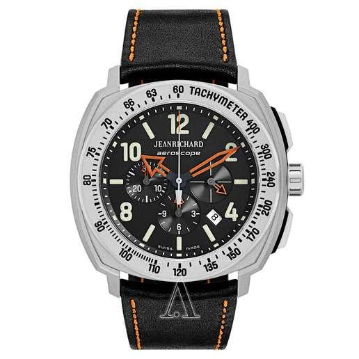 Men's  JeanRichard Aeroscope Watch