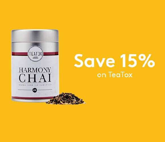 Enter Our TeaTox Competition AND Get 15% Off