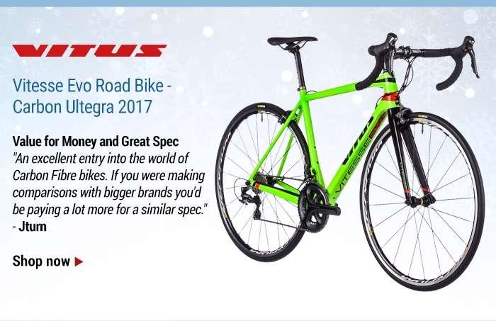 vitus bikes 2017