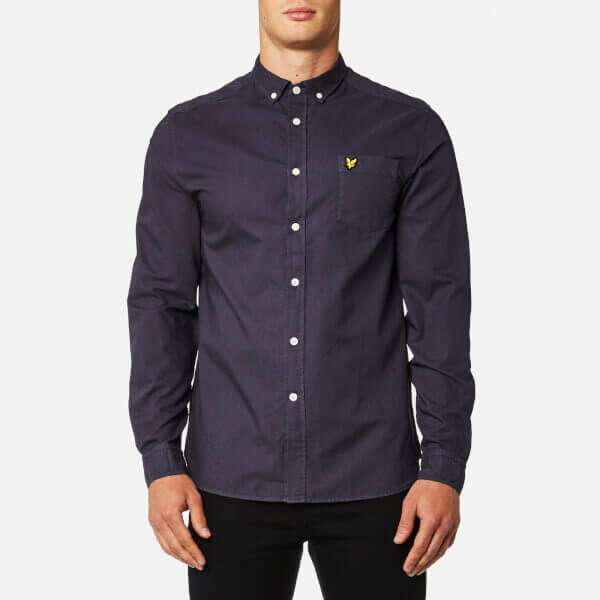 Garment Dye Oxford Shirt