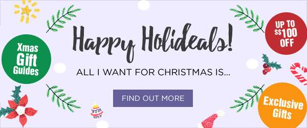 Happy Holideals! All I Want For Christmas Is.. Find Out More!