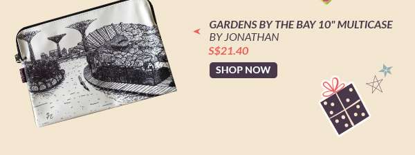 Shop Now: Gardens By The Bay 10' Multicase By Jonathan S$21.40
