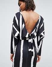 ASOS Knot Back Dress