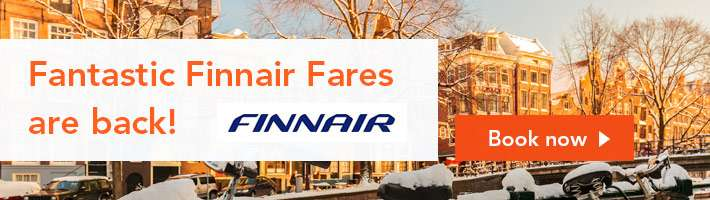 Fantastic Finnair Fares are back!