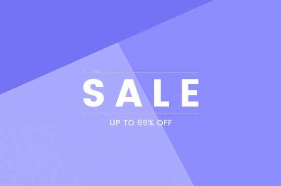Clearance Sale - Up to 65% off!