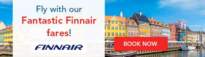 Fly with our Fantastic Finnair fares!