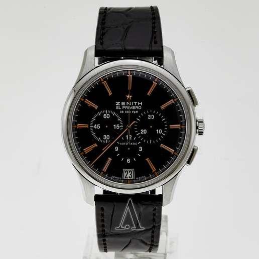 Men's  Zenith Captain Chronograph Watch