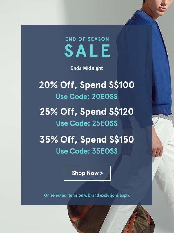 Get 35% off when you spend $150.Shop Now .