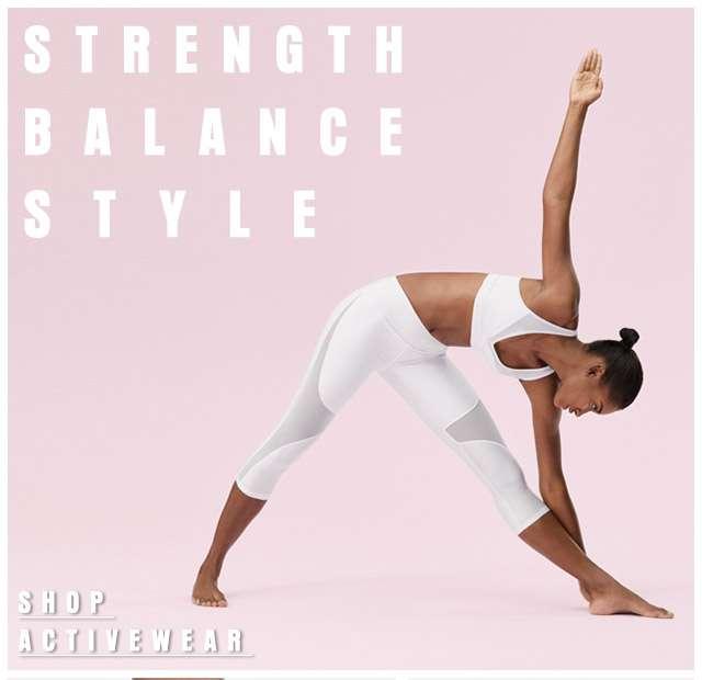 Strength, Balance, Style