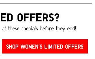 Shop Women's Limited Offers
