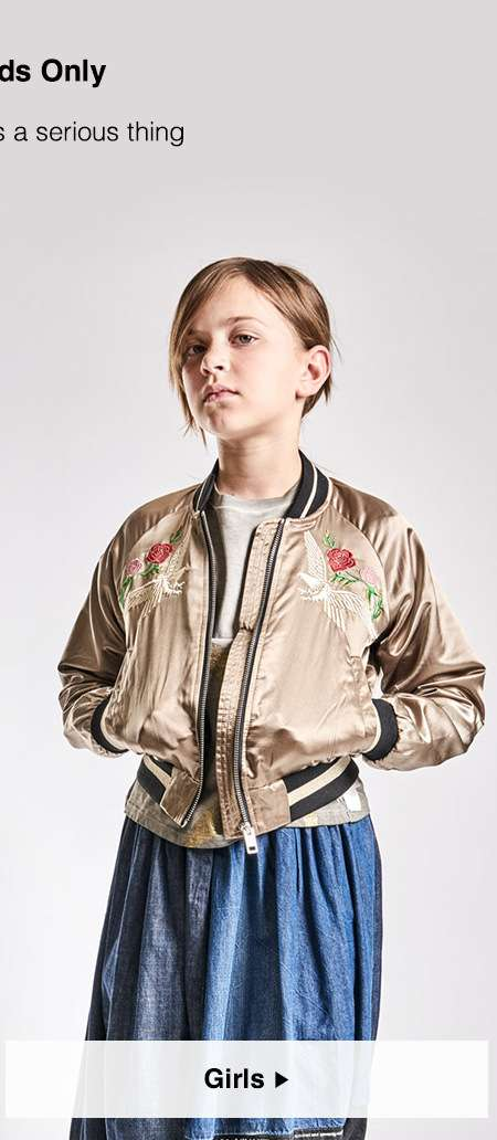 Shop Kids' Jackets
