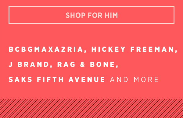 Shop For Him