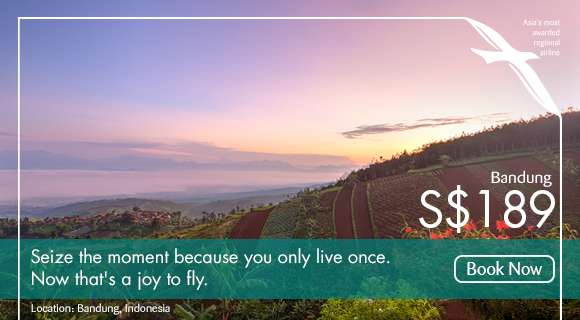 Seize the moment because you only live once.Now that's a joy to fly.