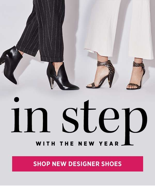 Shop New Designer Shoes