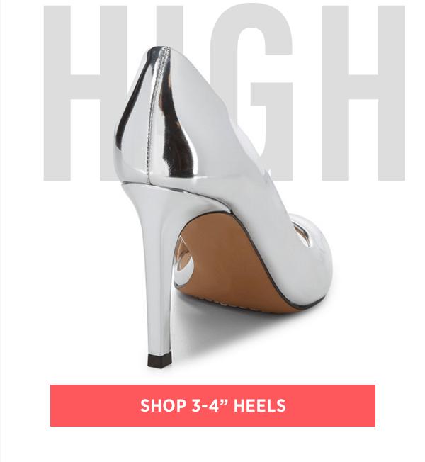 Shop 3-4 Heels