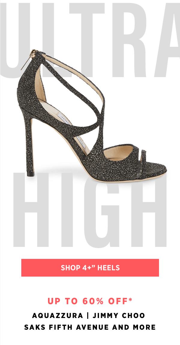 Shop 4+ Heels