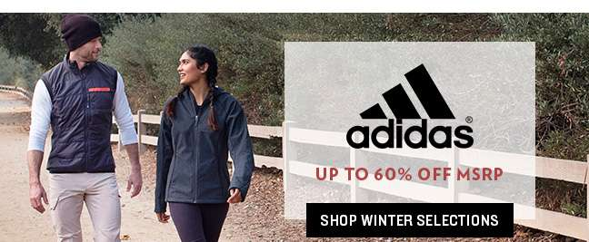 Adidas Winter Collection