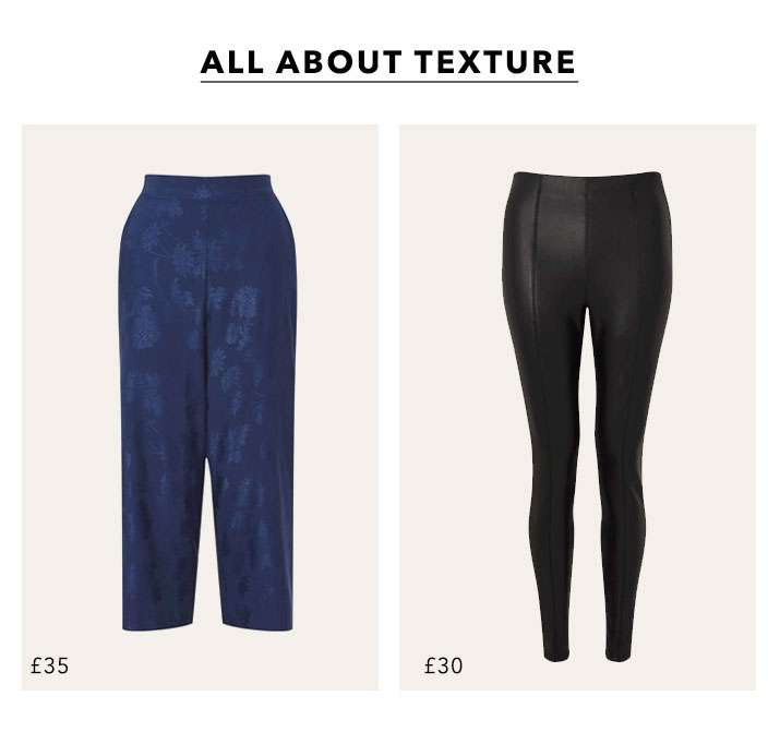 All About Texture